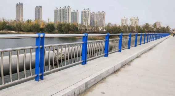 河道栏杆工程